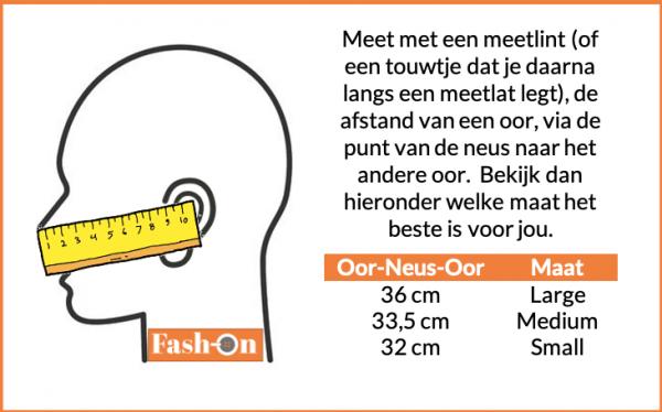 Fash-On - Meetinstructie