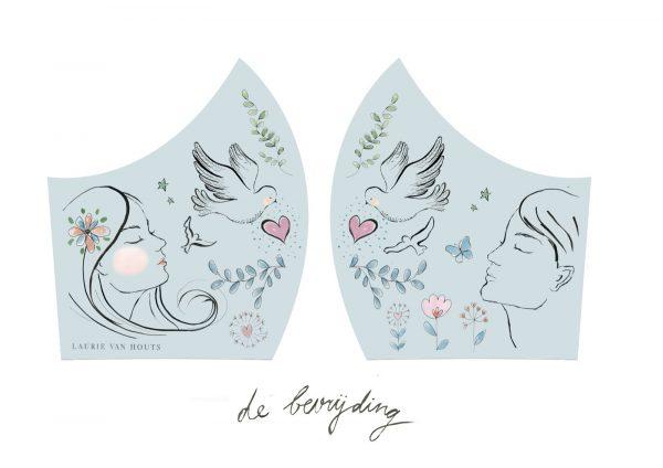 Journey to Lovely Doves: het Design