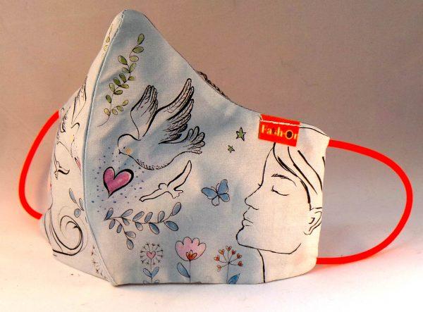Fash-on Original - Lovely Doves