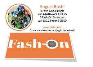 August Rush!