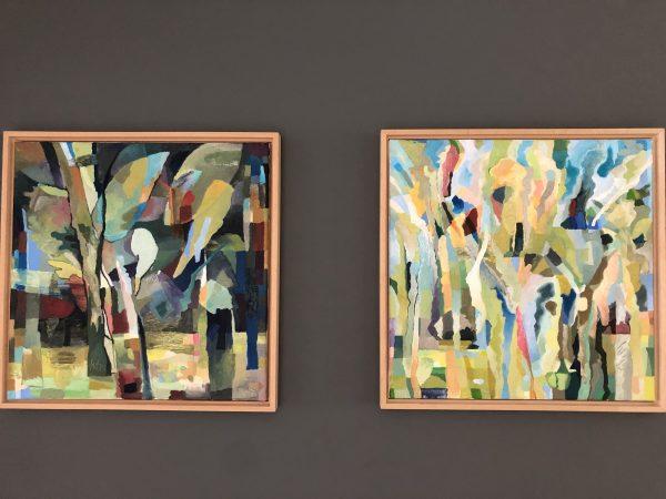 Enchanted Forest - De schilderijen